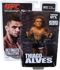 THIAGO ALVES ROUND 5 SERIES 7 ULTIMATE COLLECTORS UFC REGULAR EDITION FIGURE