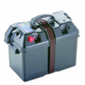Batteriekasten Power Center Batteriebox  Powercenter Anzeige Anschlüsse Batterie