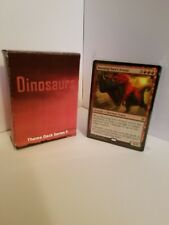 MTG Standard  & Theme Decks - Dinosaurs Magic the Gathering (STANDARD)