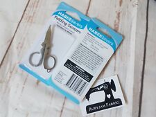 Folding Scissors, sharp, folds flat, great for craft, sewing FREE POSTAGE in AUS