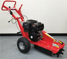 New 15HP Gas Powered Walk Behind Stump Grinder Wood Cutter - FREE SHIPPING