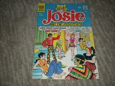 Josie and the Pussycats #52 (1st Series) Archie Comics VG/FN
