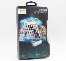 Lifeproof Fre Impermeabile Neve a Prova Di Shock Custodia Cover iPhone 6S 6 Bianco Ghiacciaio