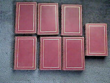 THE MAHABHARATA  BY PRATAP CHANDRA ROY 11 VOLUMES IN 7 BOOKS 1925-28