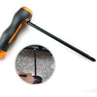 THANDLE SCREWDRIVER RATCHET ACTION CHROME VANADIUM DURABLE-Gift-HOT
