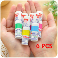 POY SIAN MARK 2 II nasal smell dizziness inhaler bracing breezy asthma cold 6pcs