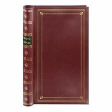 "Pioneer Photo Albums Bi Directional Album (4X6"" 300 Photo Burgundy Red)"
