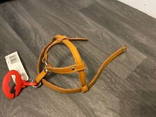 Leather Dog Harness For Puppies Sm Xs Dogs English Bridle Leather New