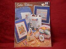 Satin Ribbons Cross Stitch & Quilting All Holidays Cross Stitch Pattern Book
