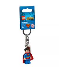 Lego 853952 Superman Key Chain Minifigure Key Ring, Bag or Backpack Charm