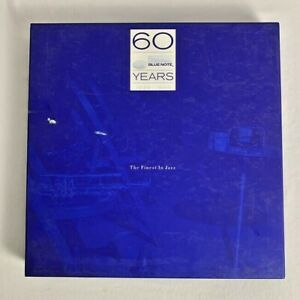 *RARE *🔥The BLUE NOTE Years- 1939-1999 60th Anniv. 14-CD Box Set 🔥 Like New