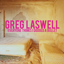 Everyone Thinks I Dodged a Bullet (LP) - Greg Laswell (Vinyl w/Download, 2016)