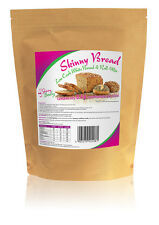 Low Carb White Bread & Roll Mix 250 g, High Protein, Dukan, Atkins, Low Fat