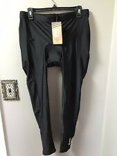 Canari Pro Elite Tight Padded Cyclewear Men Black cycling Tight SzXL 1643 NWT E1