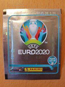 Panini Tüte Euro 2020 Tournament Suisse Pearl Edition horizontale Version 2021