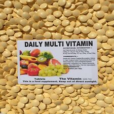 MULTI VITAMINS (DAILY) ~ 365 tablets ~ 1 per day L)