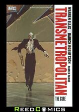 TRANSMETROPOLITAN VOLUME 9 THE CURE GRAPHIC NOVEL New Paperback Collects #49-54