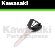 NEW 2011 - 2018 GENUINE KAWASAKI NINJA ZX 6R 10R 10RR 14R KEY BLACK 27008-0069