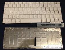 "CLAVIER KEYBOARD QWERTY DANOIS tastatur DANSK Apple G4 A1133 A1330 14"" Blanc"