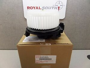 Toyota Rav4 Blower Motor Genuine OEM OE