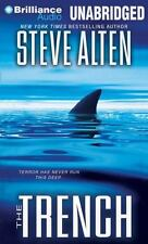 The Trench by Steve Alten (2013, CD, Unabridged)