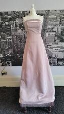 Linzi Jay Fuller figura vestido (rosa-Talla 18) para dama de honor, madre de novia, RRP £ 185