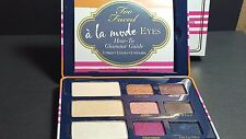 Too Faced A La Mode Eyes Eyeshadow Palette - NIB - Authentic - Swatched