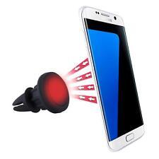 360° Kfz Halter Nokia 6 PKW Auto Lüftung Handy Universal Halterung Magnet LKW