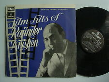 RAJINDER KRISHAN Film Hits Of- Orig Soundtrack LP ODEON/EMI Pakistan Press MONO