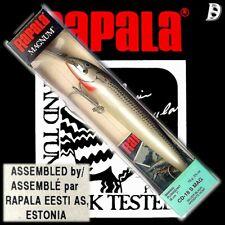 Vintage Rapala Magnum Countdown 18cm S - Schuppendecor NEU&OVP Estland
