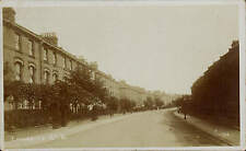 Crouch End. Lancaster Road # 110.