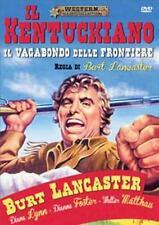IL KENTUCKIANO - IL VAGABONDO DELLE FRONTIERE  DVD