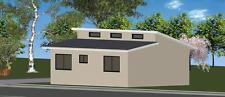 2 Bedroom DIY Granny Flat Kit - The Hayman 60 for your slab - CGI Wall Sheets