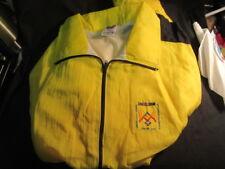 2003 World Jamboree Yellow Wind Breaker Jacket, Men's xl  pks6