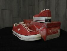 Vintage Made in USA Converse One Stars Mens size 9