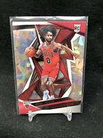 2019-20 Panini Revolution Chinese New Year Coby White Red Parallel RC #106~D17