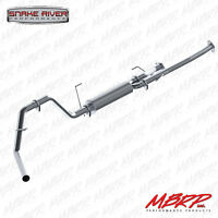 """MBRP 3"""" EXHAUST FOR 2009-2020 TOYOTA TUNDRA 5.7L CAT BACK S5314P"""