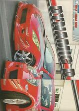 SP35 Clipping-Ritaglio 2005 Toyota MR-2 Celica 2000 Dynamic Duo