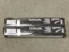 Lexmark C53030X Photoconductor Unit C522 C524 Genuine New Sealed Box Lot Of 2