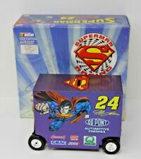 1999 Jeff Gordon #24 Dupont Superman 1:16 Scale Diecast Pit Wagon 1/3504 Rare