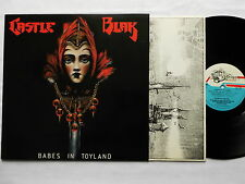 CASTLE BLAK Babes in Toyland FRENCH Orig LP BLACK DRAGON (1985) New-Unplayed