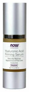 Now Foods Hyaluronic Acid Firming Serum 30ml - Anti Aging