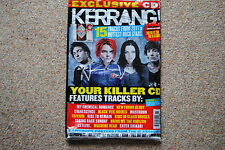 Kerrang! December Music, Dance & Theatre Magazines