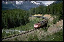 391093 Canada CP Rail FP 7 1406 Leading Via Train No 1 Canadian A4 Photo Print