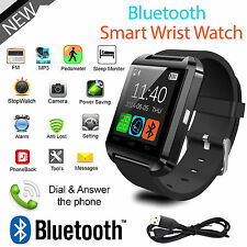 SMART WATCH BAND BRACELET PEDOMETER Sports Watch for All Android & Iphone