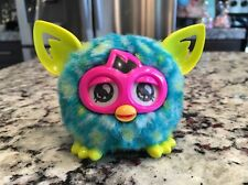 Furby Furbling 2013 Interactive Blue, Green, Yellow Hasbro Toy Works! Small