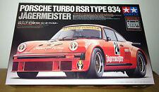 Tamiya 1/24 Porsche 934 RSR Jagermeister