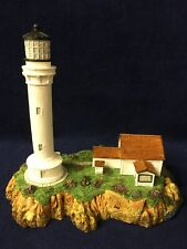 Harbour Lights Point Arena, Ca #156 New Never Displayed Rare!