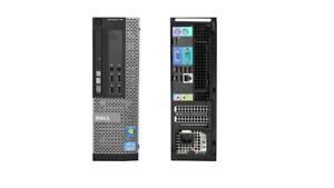 Dell OptiPlex PC 8GB 9010 Desktop Intel i7-3770 3RD GEN SSD DRIVE Windows 10 Pro