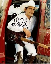 BRAD PAISLEY Signed Autographed Photo